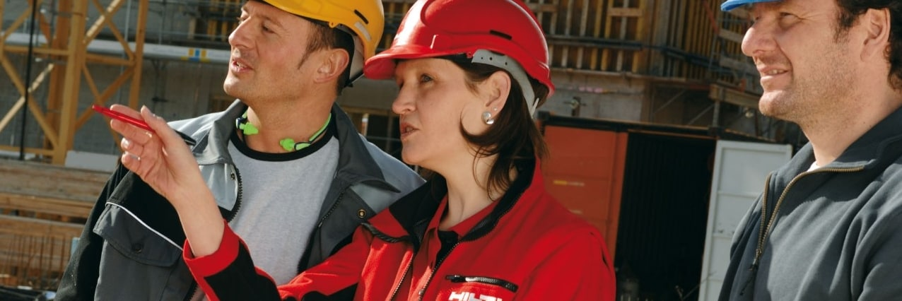 Hilti firestop for building owners and specialist consultants