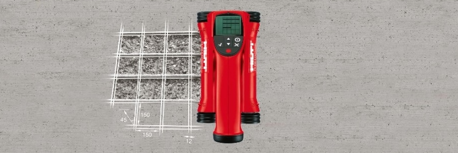 Hilti PROFIS Detection software